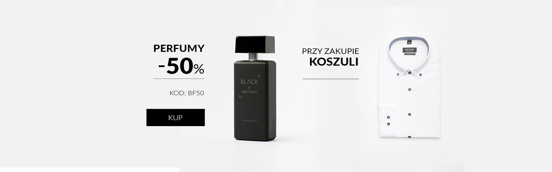 Perfumy - 50%